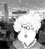 Sleet Lady